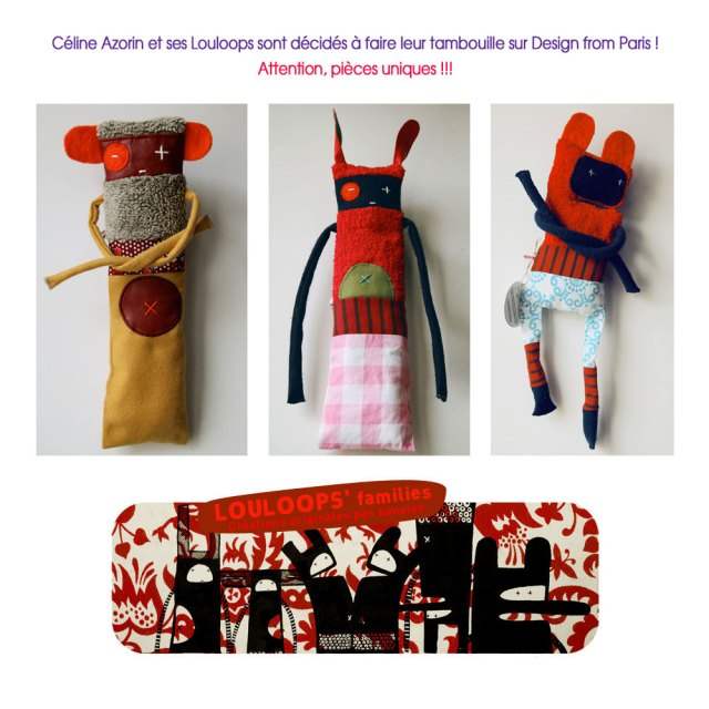 Celine Azorin fait sa Tambouille sur Design from Paris
