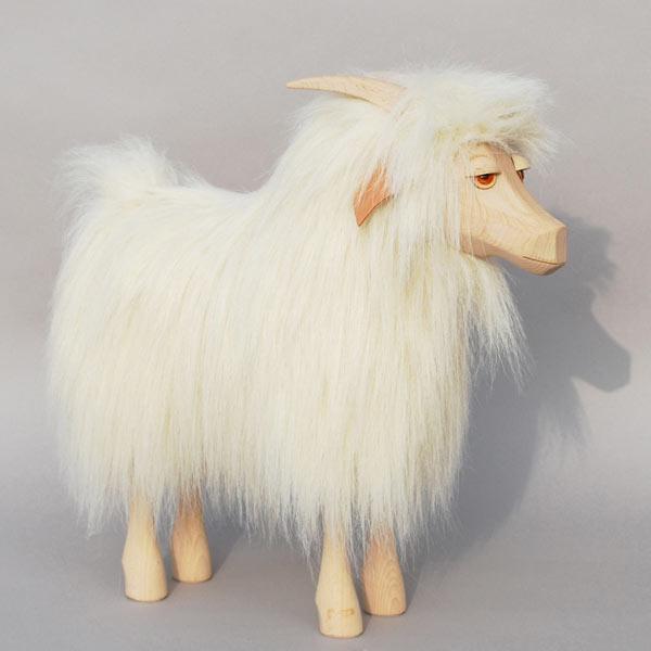 La petite chèvre de Hanns Peter krafft