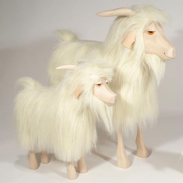 Les chèvres de Hanns Peter Krafft