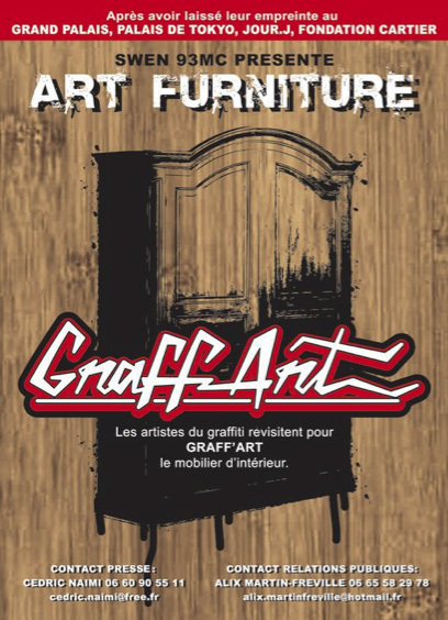 Flyer Graff'art  http://graffart.fr/