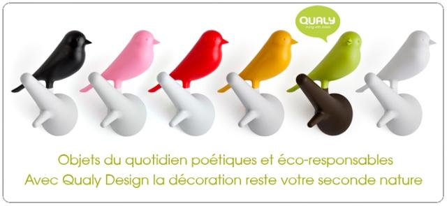 qualy design - Accroche Cles Mural Design