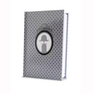 Ccarnet-camey-gris : 12.95€ sur DesignfromParis.com