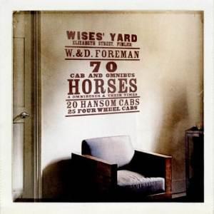 Sticker mural - 70 horses  Harmonie Intérieure : 59.05 € sur DesignfromParis