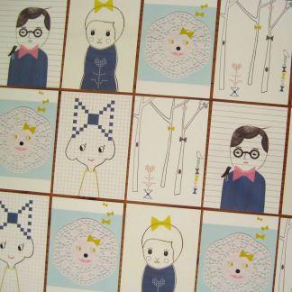 301-lot-de-5-cartes-postales