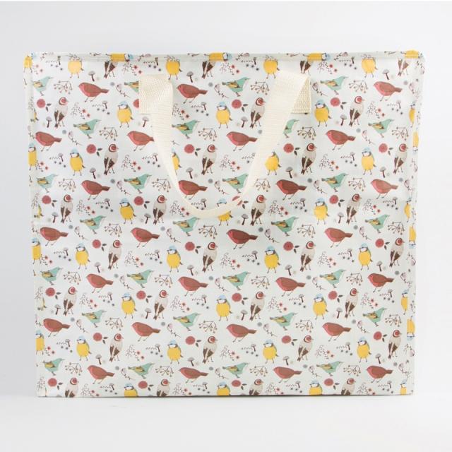 Grand sac de rangement - Oiseaux  Sass&Belle : 5.00 € sur DesignfromParis.com