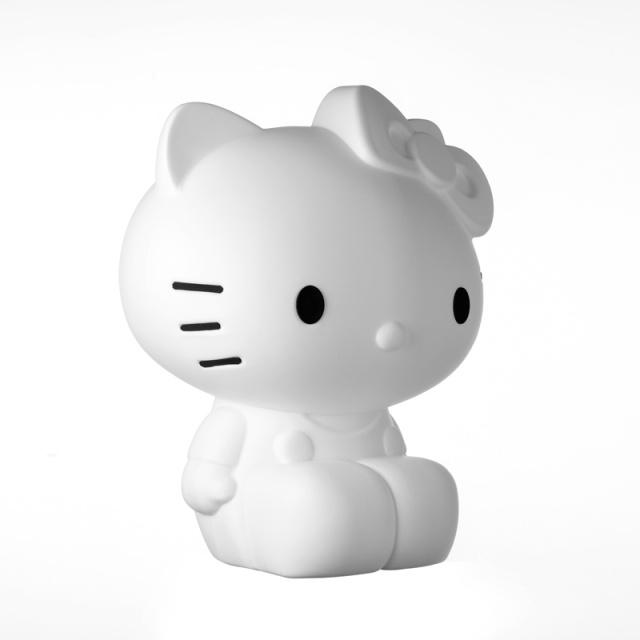 Lampe Hello Kitty LED 16 couleurs  BaseNL : 139.95 € sur DesignfromParis;com