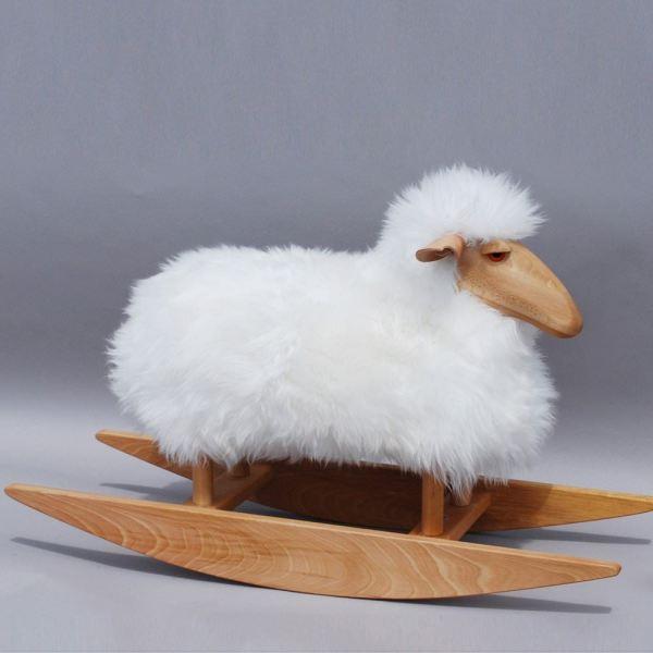 Mouton a bascule